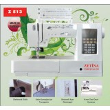 Zetina Z-513 Aile Dikiş Makinesi